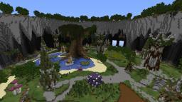 Fantasy KitPvP Map Minecraft