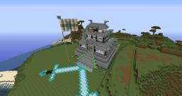 Light Kingdom Castle Minecraft Map & Project