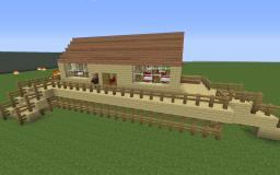 Cabin units Minecraft Map & Project