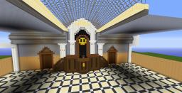 District Courtroom (Ace Attorney) DATA LOST. WILL REBUILD Minecraft Map & Project