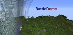 BattleDome Mini-game Map Minecraft Map & Project