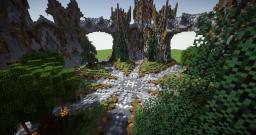 [Medieval/Futuristic] OreCraft Creative Spawn [Commission] Minecraft Map & Project