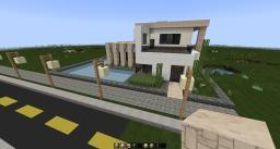 Stillwater (Modern City Project) Minecraft Map & Project