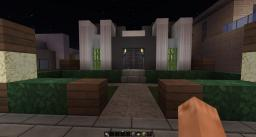 The Gallery (Modern City Project) Minecraft Map & Project