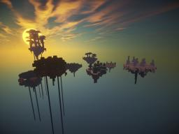 ~Floating Islands~  | -Download- Minecraft Map & Project