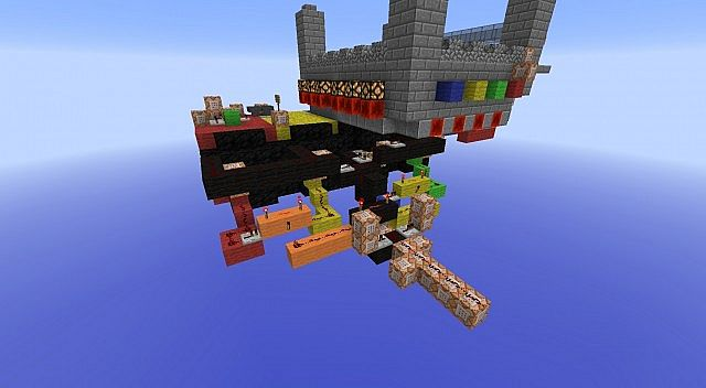 How To Get Into All Rooms In Minecraft Battle Game