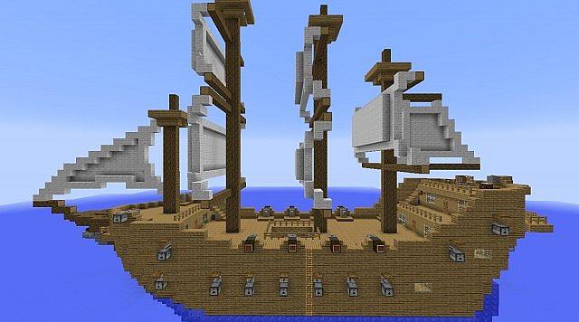 un bateau - a boat