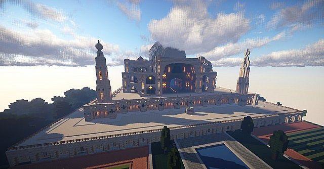 Taj Mahal - WoK Minecraft Project