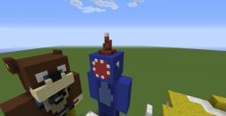 StampyCat fan world Minecraft Map & Project