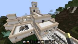 Hillside Manor Minecraft Map & Project