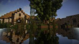 The Shire [Comment new look of hobbits houses (2nd screenshot)]