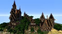 Filano - Medieval Plot Spawn Minecraft Map & Project
