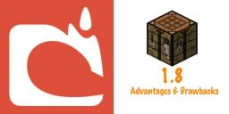 The Advantages and Drawbacks to Minecraft 1.8 Minecraft Blog