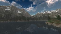 Alpine Valley Minecraft