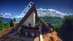 """Ascension"" - Modern House by Ed Builds Minecraft"