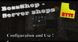 BossShop server shop config Minecraft Blog Post