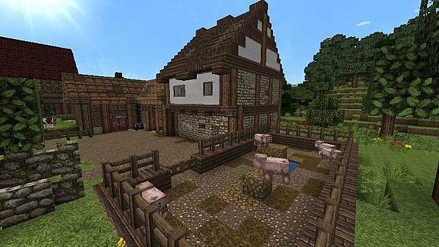 Butcher S Yard Minecraft Project