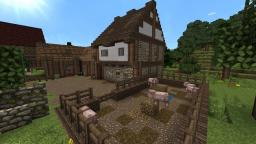 Butcher's Yard Minecraft Map & Project