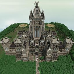 Citadel Of Faith Minecraft Map & Project