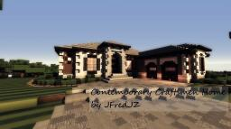 Contemporary Craftsman Home [TBS App] Minecraft Map & Project