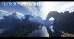 The Island of FBFRGIERKGBGNGNG [NO ORE] Minecraft Map & Project
