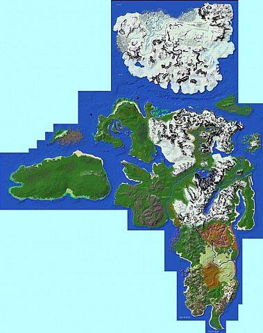 Cthulhu mythos fantasy map 164 8k x 10k biomes o plenty cthulhu mythos fantasy map 164 8k x 10k biomes o plenty integrated gumiabroncs Gallery