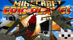 EPIC JAPANESE PLANES MOD! 1.7.2 SMP Review and Installation tutorial