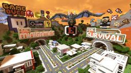 CyanideEpic Sub Hub World Minecraft Map & Project