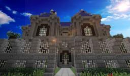 Yorkton Manor Minecraft Map & Project
