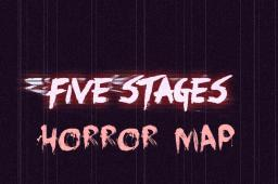[14w20b][HORROR] FIVE STAGES: A Minecraft Horror Map! Denial v1.2.1! Minecraft