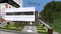 Space | A Modern Home | WoK Minecraft Map & Project