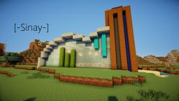 [-Sinay-]  ~  modern Minecraft Map & Project