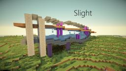 Slight ~ modern [Eco] Minecraft Map & Project