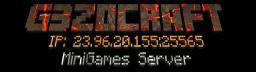 G3Z0Craft MiniGames Server! Minecraft Server