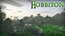 Hobbiton Minecraft Project