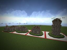 Viridion's Dwarven Bundle + Schematics Minecraft Map & Project