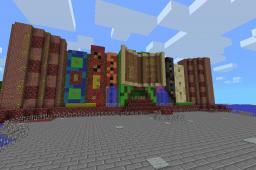 Tomorrowland 2012, Replic Minecraft Project