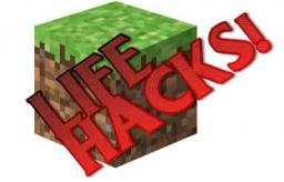Minecraft LifeHacks Minecraft