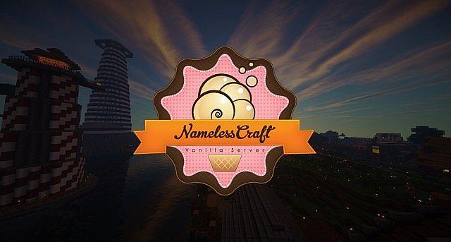 NamelessCraft Logo