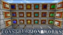 Construction Works[Forge](1.7.2) Minecraft Mod