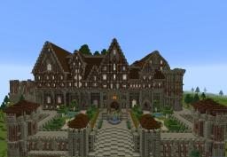 Karrigan Castle Minecraft Map & Project