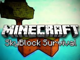 SkyBlock Survival Minecraft Map & Project