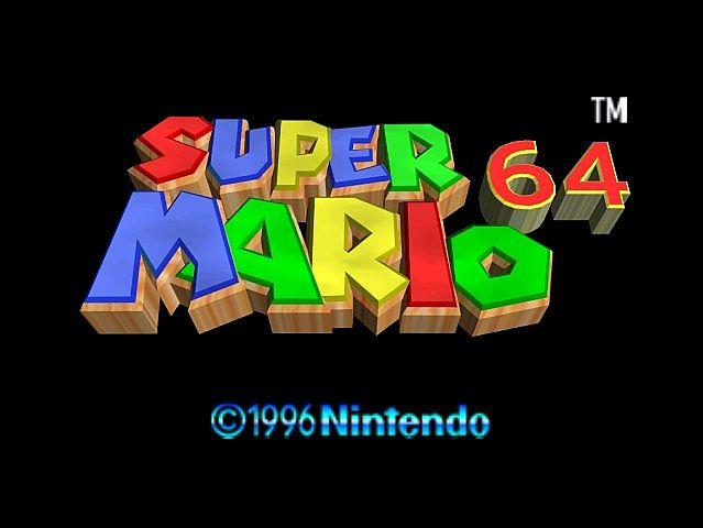 super mario 64 resource pack