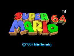 Super Mario 64 Resource Pack