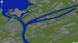 Berlin template 1:1 (version 2) Minecraft Map & Project