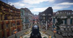 Ithea - Puerto San Padre Minecraft Project