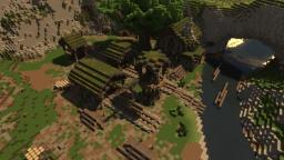 Medieval Lumber Mill [Legends of Valeros] Minecraft Map & Project