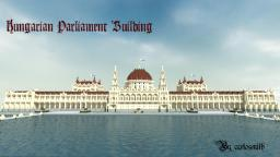 Hungarian Parliament Building - World of Keralis Minecraft Map & Project