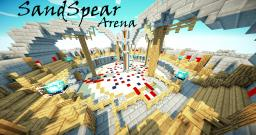 SandSpear Arena Minecraft Map & Project