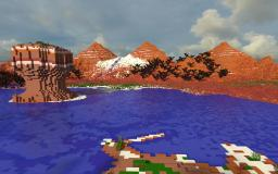 Dead Desert Minecraft Project